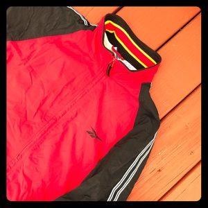 Vintage Reebok Track jacket